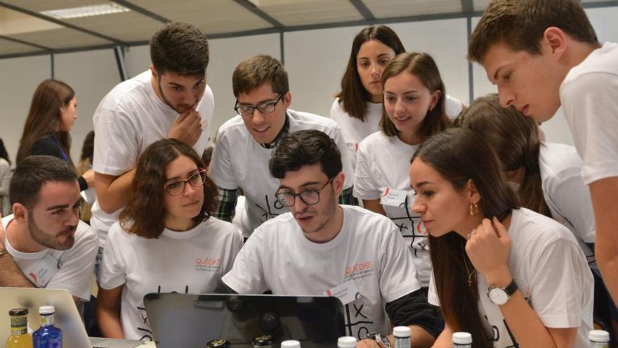 La Politécnica retiene jóvenes talentos para las empresas valencianas