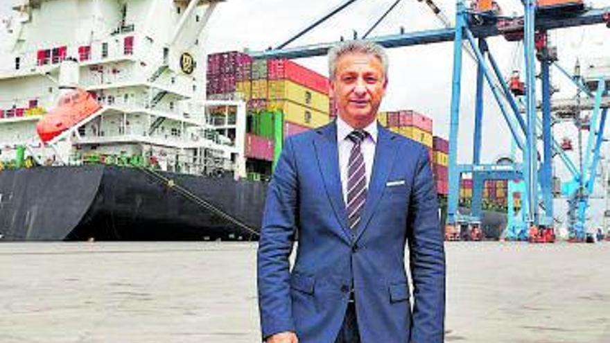 Los puertos españoles: todos contra  Marruecos y Grecia
