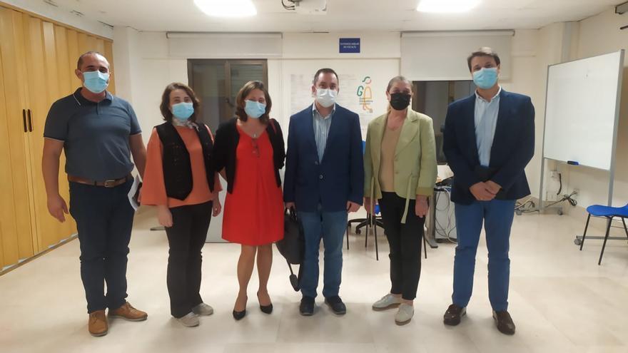 Sanitat se reúne con la comunidad rumana de Castellón para incentivar la vacunación