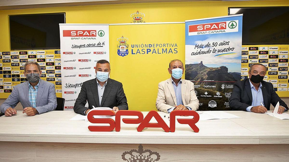 UD y SPAR, 20 años unidos  