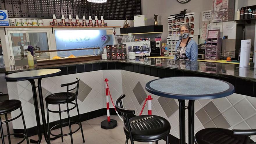 """Benavente: El cierre interior de la hostelería """"asfixia"""" al sector, en situación crítica"""