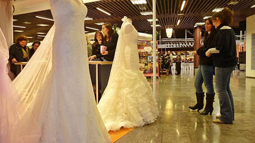 Las bodas cayeron en Málaga un 55% en el primer semestre de 2020