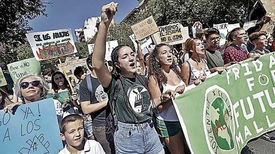 Balears declara la emergencia climática con medidas ya existentes o presentadas
