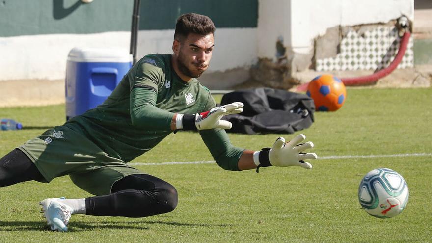 Dani Martín llega al Málaga CF cedido y sin opción de compra