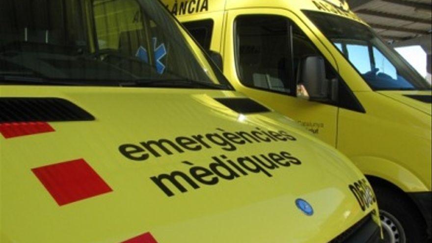 La conductora d'un turisme ha mort en un accident de trànsit al terme de Camallera