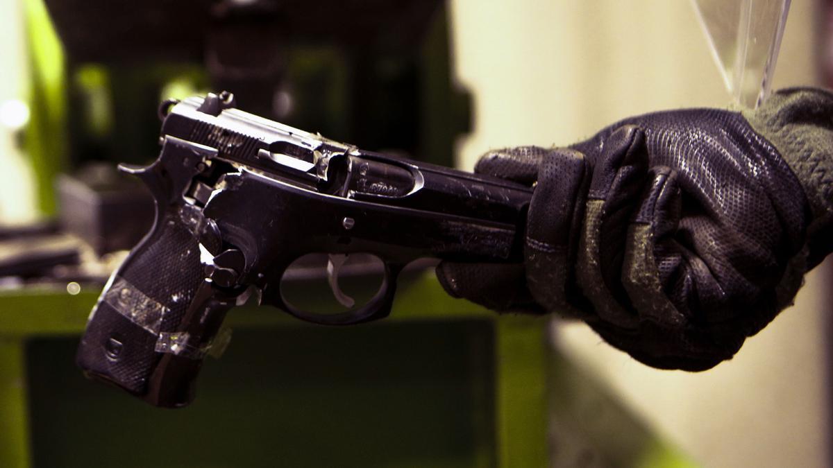 """El grupo tenía acceso a """"armas perfectamente en función"""" y """"preparadas para ser utilizadas para sus objetivos criminales""""."""