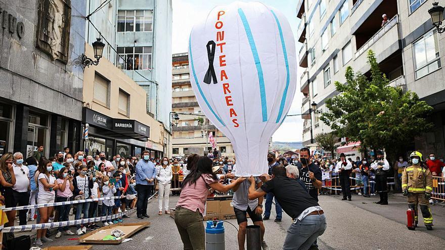 Los globos de San Miguel recuperan al público