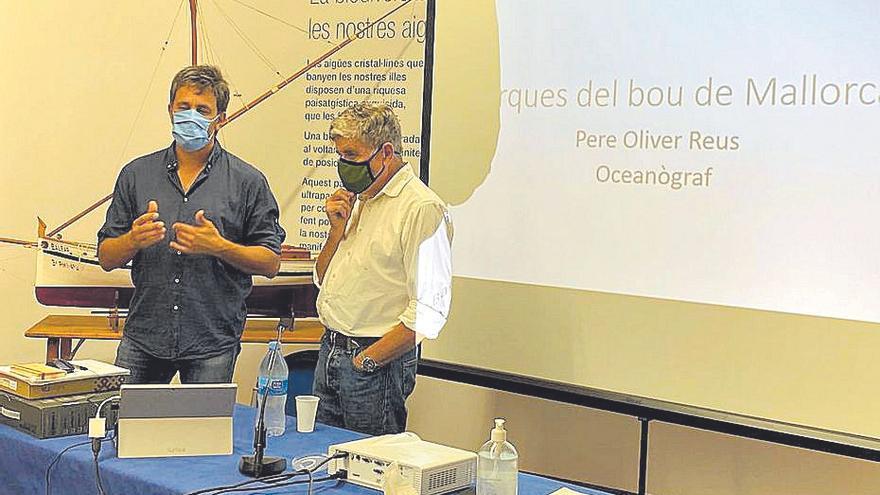 Las 'barques de bou' abren un ciclo en el Museu Marítim