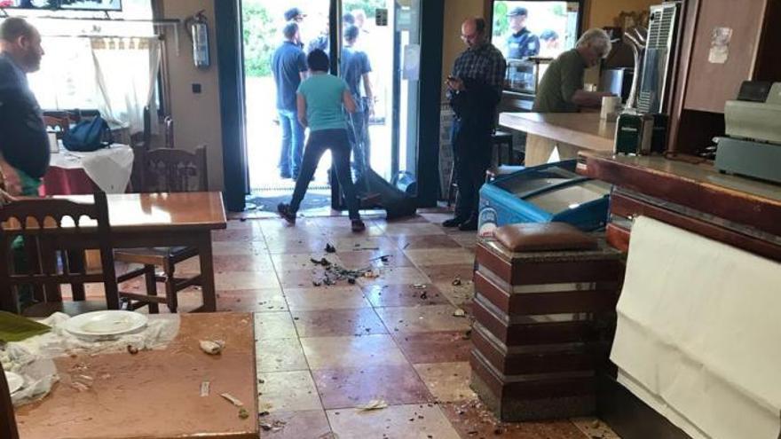 Un grupo de celtarras agreden a aficionados del Mérida en un bar