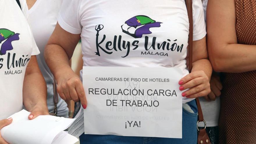 Las Kellys malagueñas alertan de las sobrecargas de trabajo por la reapertura de los hoteles