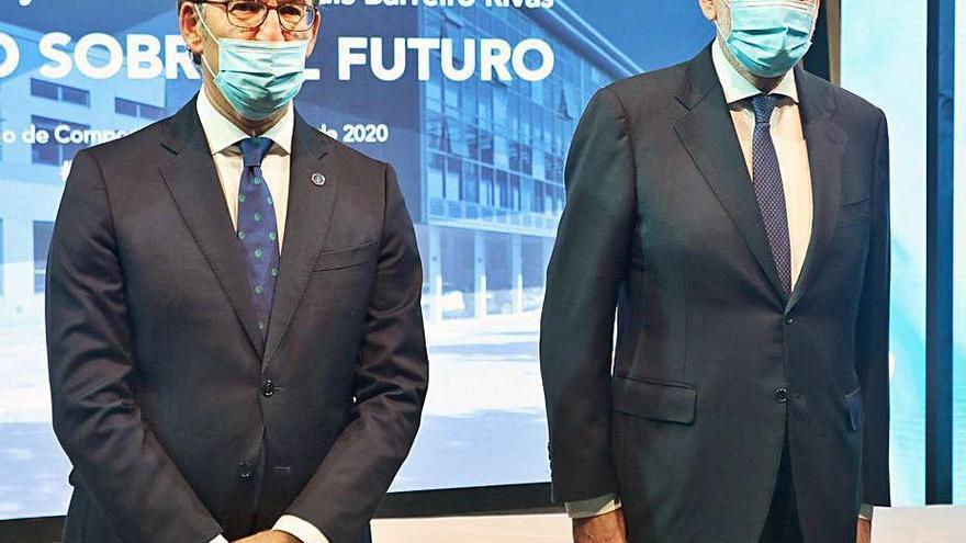 """Rajoy avisa contra la """"barra libre"""" en el gasto público y reclama una senda de contención del déficit"""
