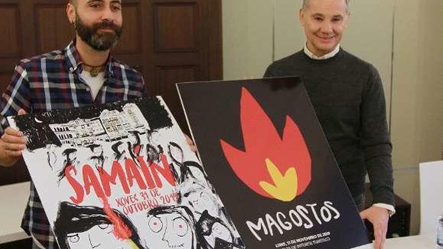 Brañas Folk, Susana Seivane, Leilía y Os d'Abaixo ponen la música al Magosto