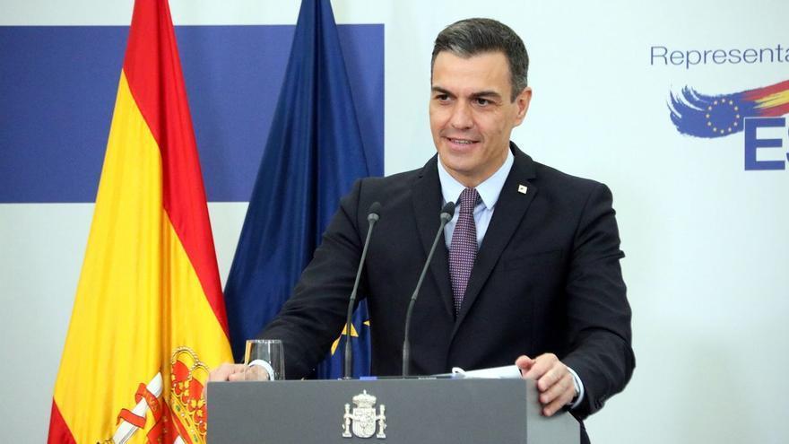 """Sánchez avança que adoptarà la decisió sobre els indults d'acord als valors de la """"concòrdia"""" i no de la """"revenja"""""""
