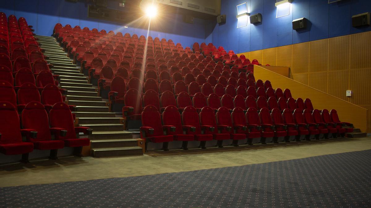 Los cines de Balears, en situación crítica