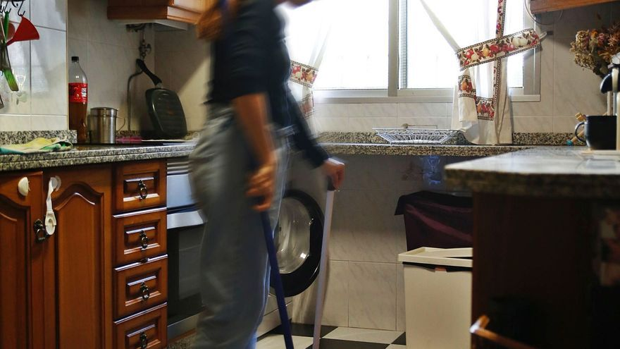 Las empleadas de hogar suponen solo el 1% de afiliados a la Seguridad Social