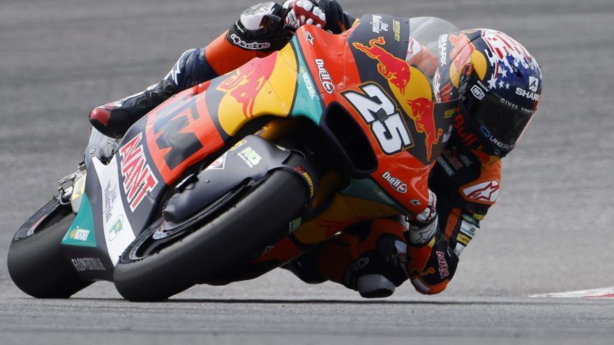 Sigue en directo la carrera del GP de Emilia Romaña de Moto2