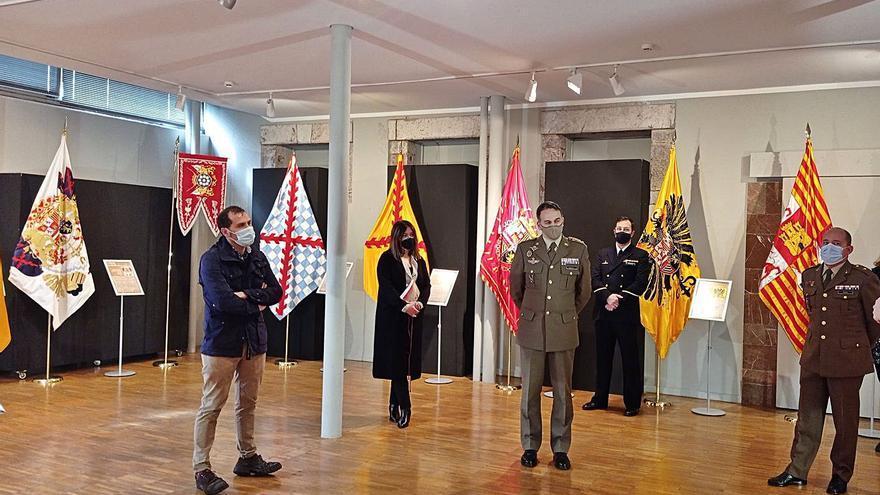 Cangas de Onís lleva a gala la bandera