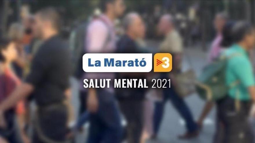 La Marató 2021 es dedicarà a la salut mental