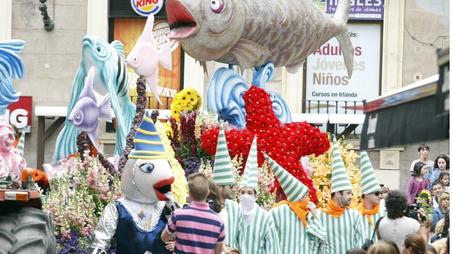 Murcia celebrará en otoño un sábado sardinero con pasacalles