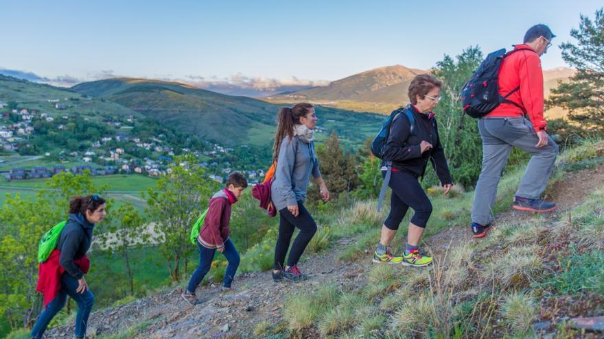 La Cerdanya esgota dues vegades els tiquets pel festival de senderisme