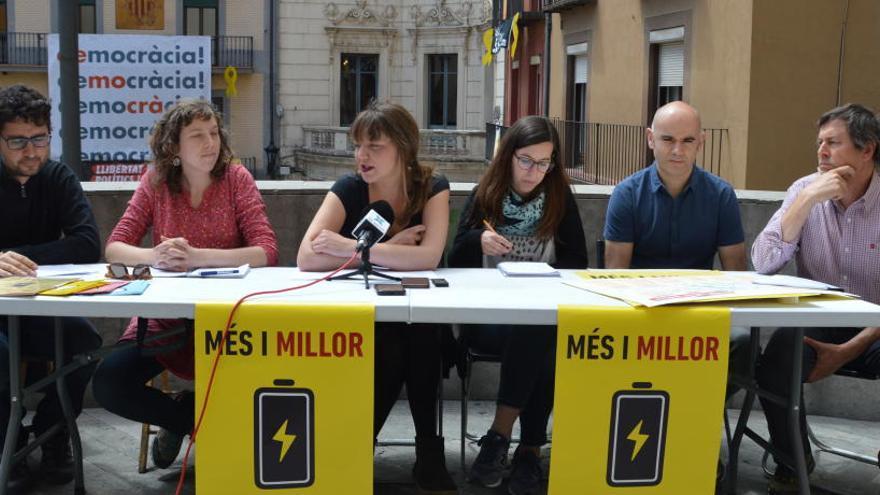 La CUP es proposa renovar el Pla d'Ordenació Urbanística Municipal (POUM) de Berga