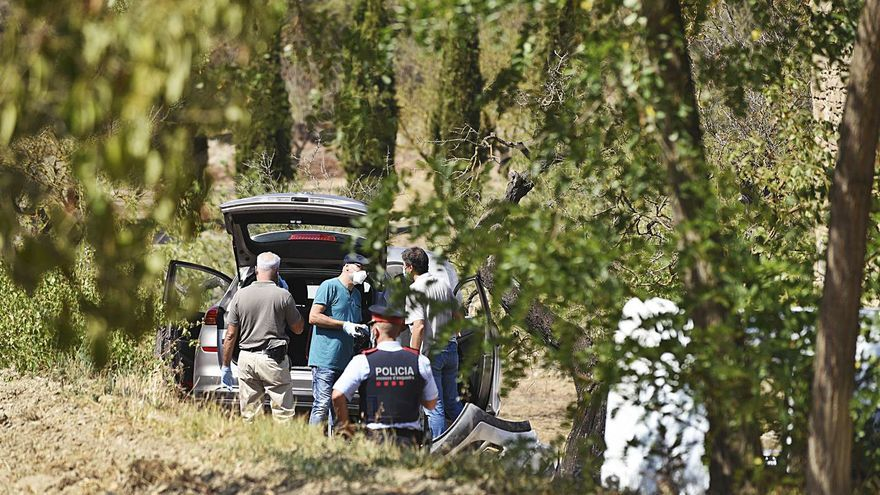 Un home assassina la seva dona i es treu la vida davant  la filla de 2 anys al Bages