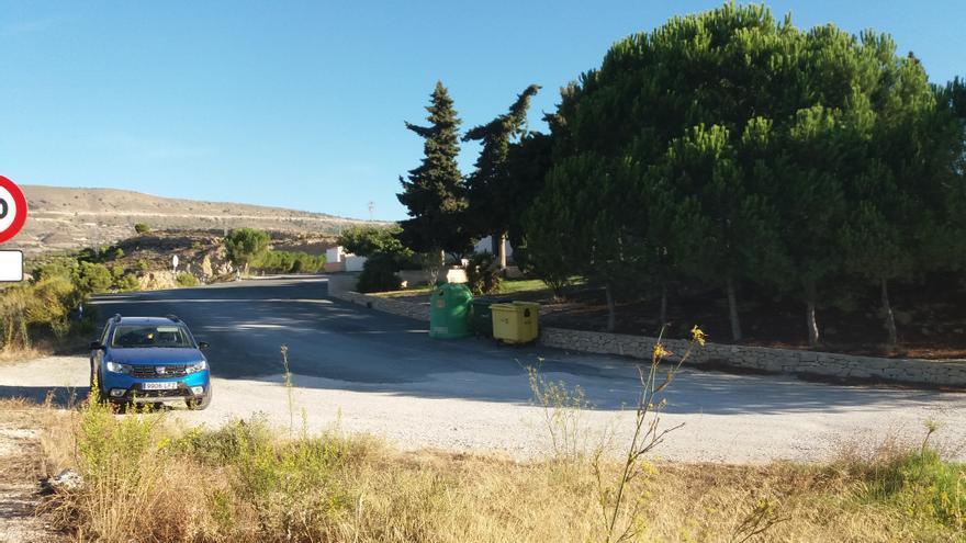 La Diputación reactiva el proyecto para mejorar la carretera de La Torre con otro acceso desde Xixona