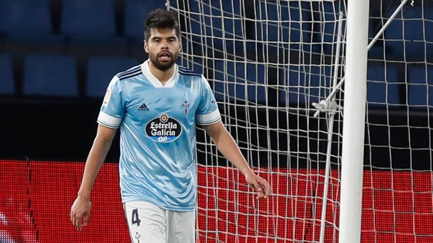 """Araújo: """"Tenemos que adaptarnos a que no esté Aspas y preparar los partidos para ganarlos"""""""