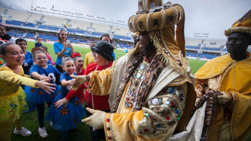 La capital recibirá a los Reyes Magos en el Puerto y llegarán en helicóptero