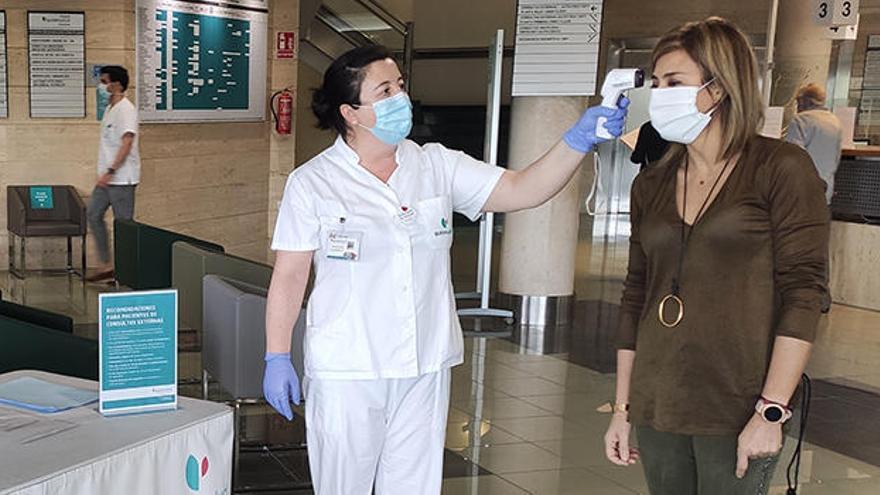 Quirónsalud Alicante y Torrevieja ofrecen la máxima seguridad para sus pacientes