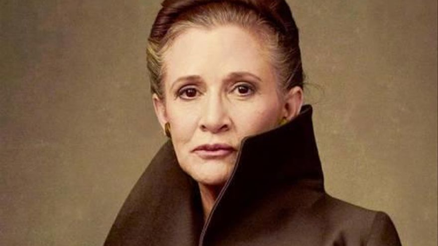 Un año sin Carrie Fisher