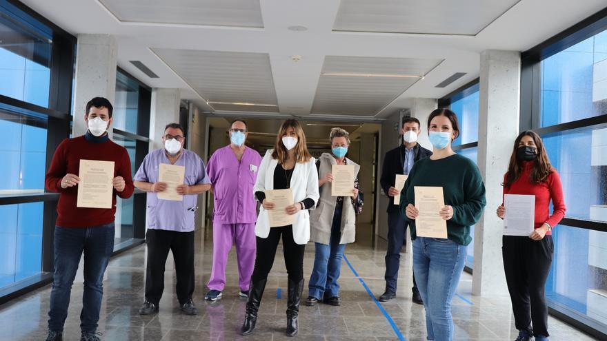 Diez médicos de Ibiza y Formentera obtienen una plaza fija