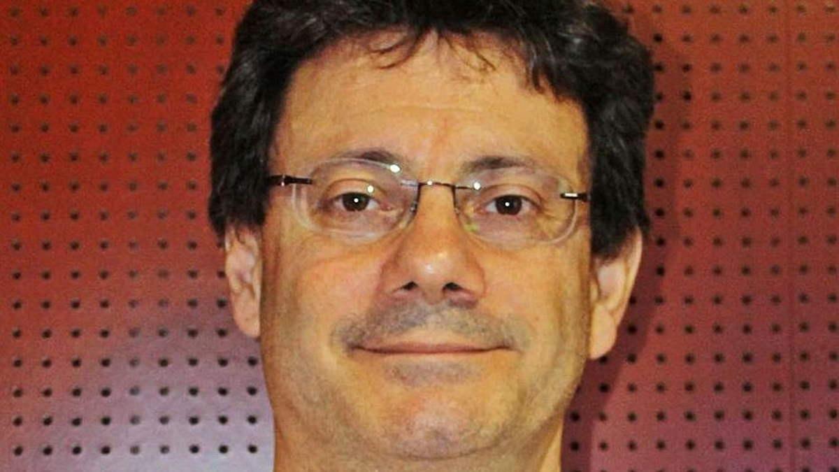 El doctor Francisco Javier Puertas.