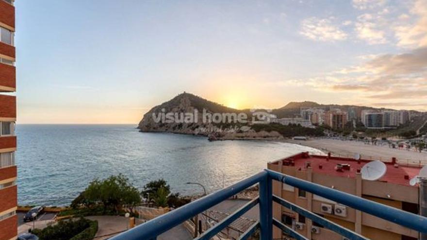 Pisos en venta en Villajoyosa, vivir al lado del mar por menos de 90.000 euros