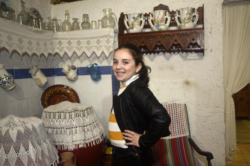 Julia Sánchez Torralba, de El Membrillo