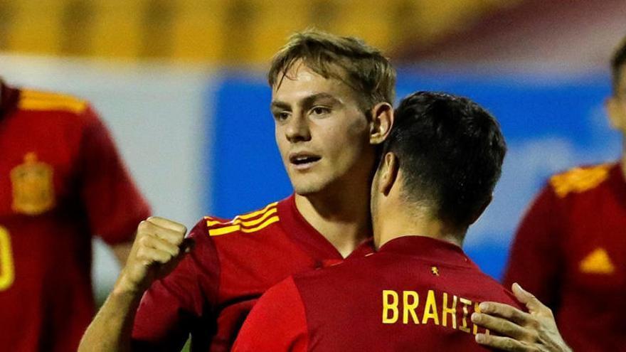 España tirará de la sub-21 para medirse a Lituania
