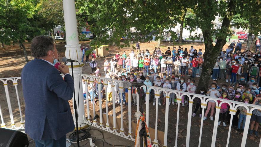 Festa da lingua na Alameda