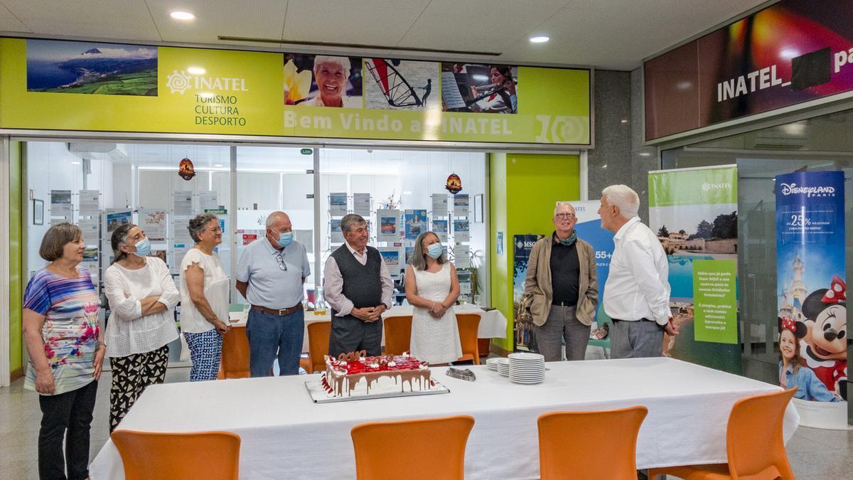 Inauguración de la nueva sede de la Asocaición Rionor en Braganza