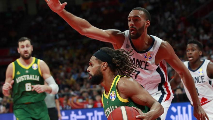 Mundial de baloncesto: Todas las estadísticas del Francia-Australia