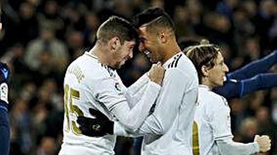 Remontada del Madrid con bronca histórica a Bale en el Bernabéu