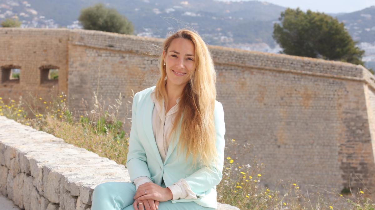 Patricia de las Heras, diputada de Vox. Juan A. Riera