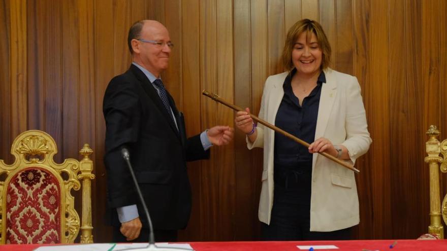 Agnès Lladó ja és la primera alcaldessa republicana de Figueres des de 1979