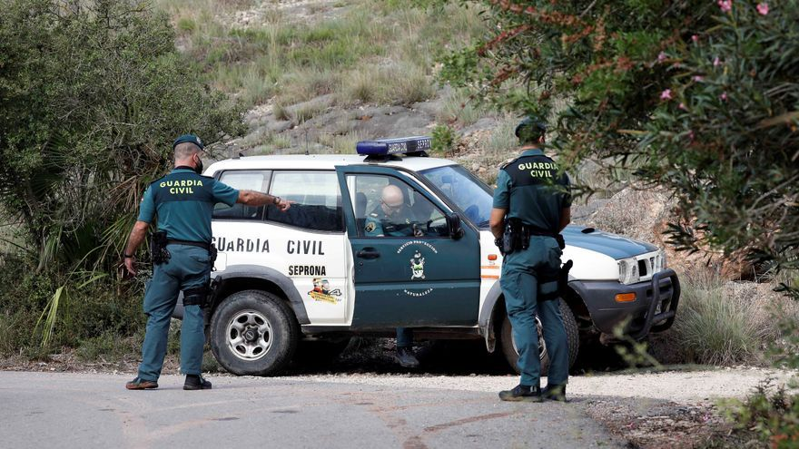 La Guardia Civil reactiva la búsqueda de Marta Calvo