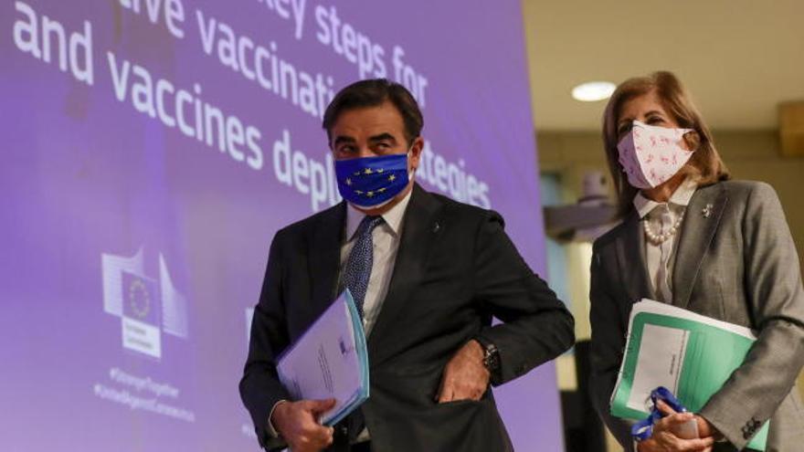 """Bruselas recuerda a España que debe garantizar """"la independencia judicial"""""""
