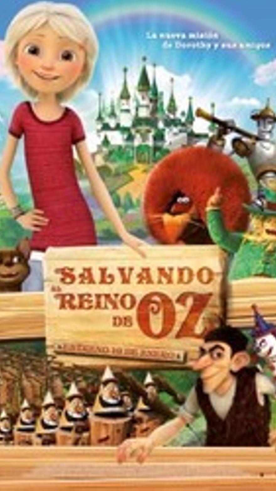 Salvando al Reino de Oz