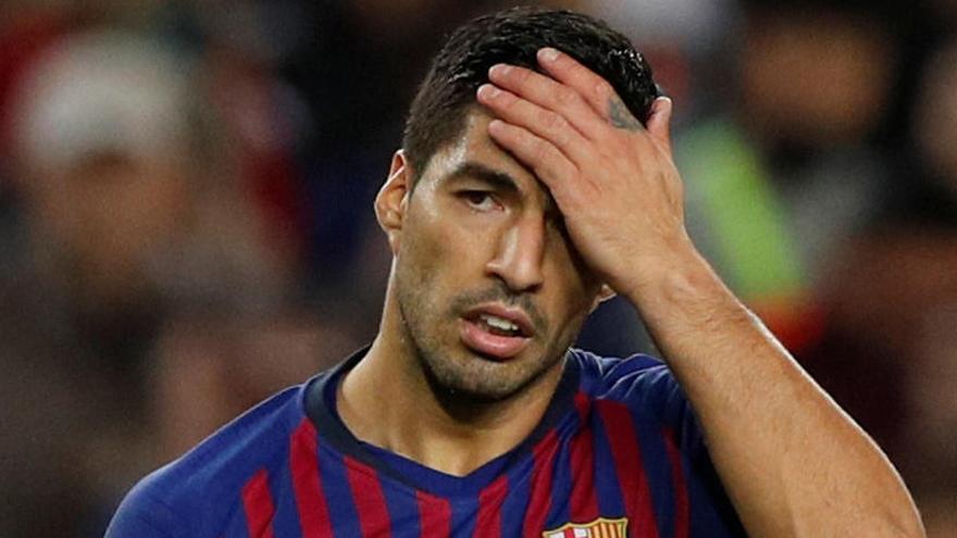 Koeman comunica a Luis Suárez que no compta amb ell
