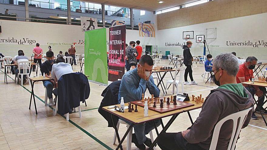 El Torneo Internacional de ajedrez regresó al campus