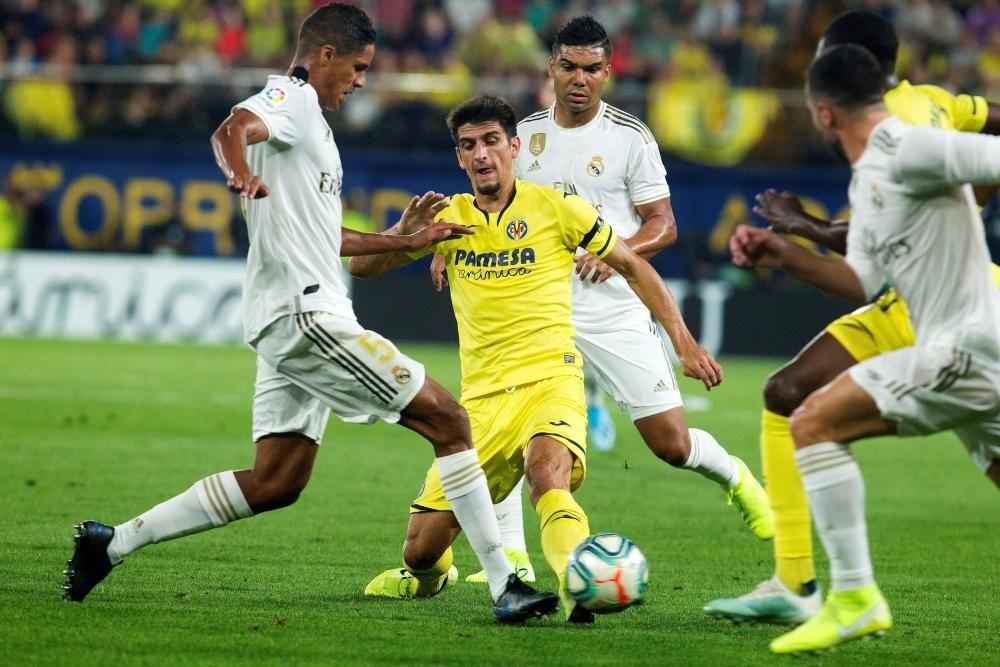 LaLiga Santander: Villarreal - Real Madrid