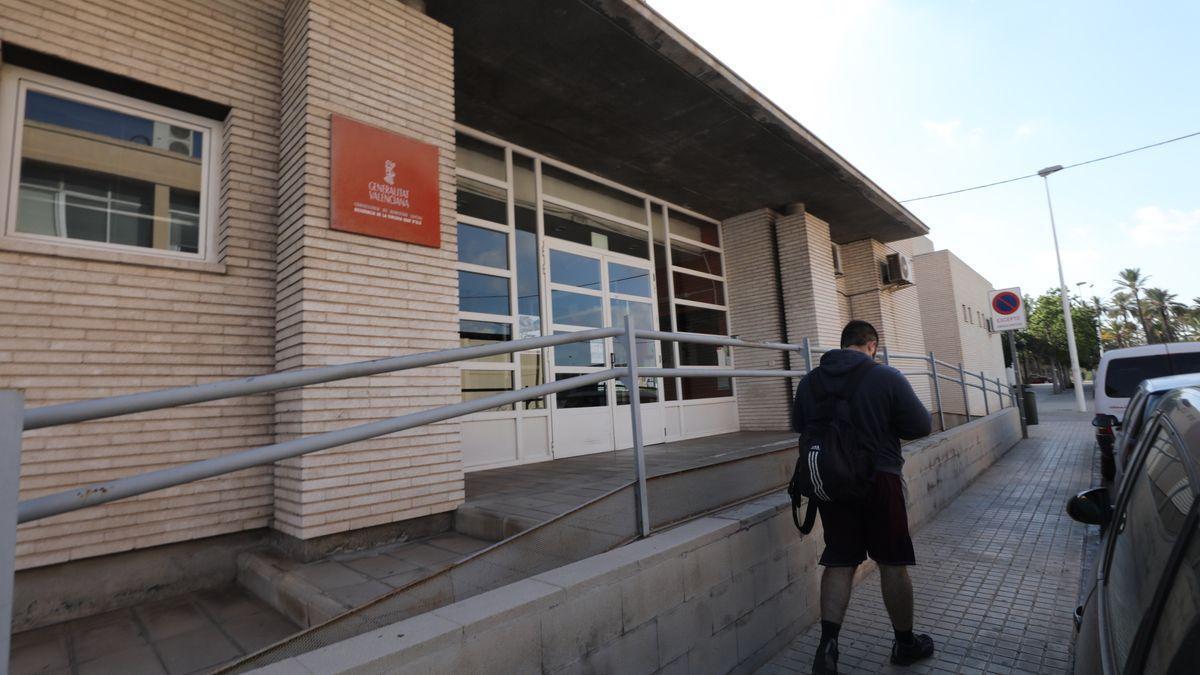 Geriátrico de Altabix donde han fallecido al menos siete personas