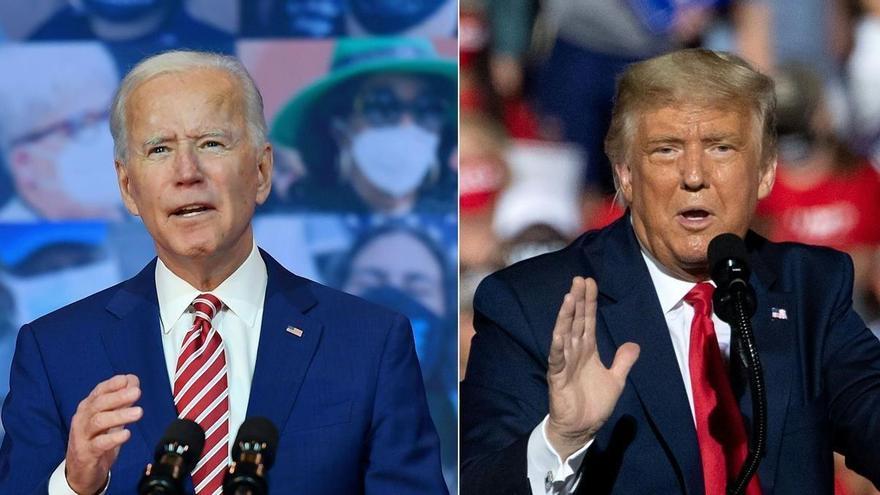 Arranca formalmente la transición en EEUU de Trump a Biden